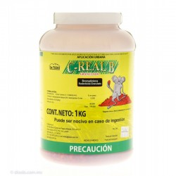 C-REAL B GRANULADO Bromadiolona BOTE 1 Kg
