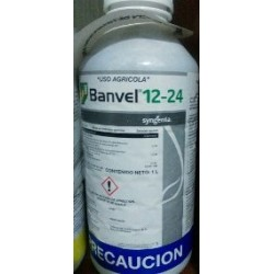 Banvel 12-24 Dicamba 12.65% BOTELLA 1lt